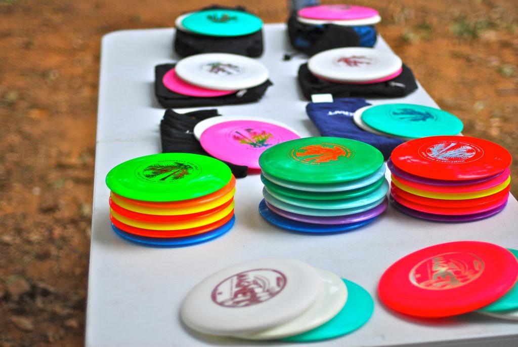 Disc Golf driver, midrange,putters