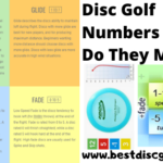 disc golf numbers