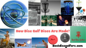 how disc golf discs are made