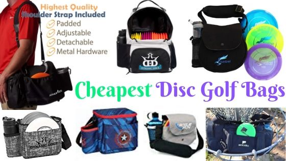 Cheapest Disc Golf Bags