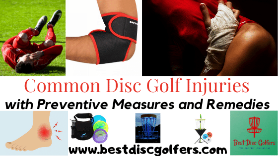 Common Disc Golf Injuries