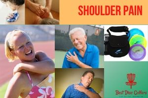 disc golf injuries-Shoulder Pain