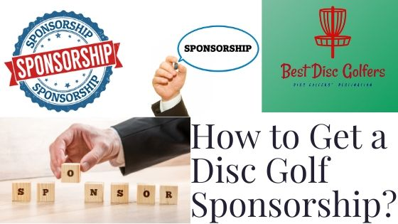 disc golf sponsorship
