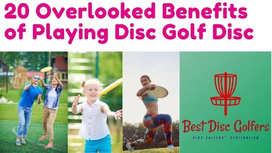 benefits of playing disc golf