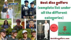 best disc golfers