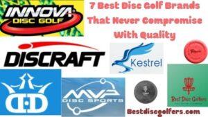 best disc golf brands