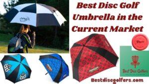 best disc golf umbrella